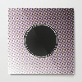 HalftoneIII/ Metal Print