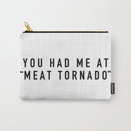 Meat Tornado Carry-All Pouch