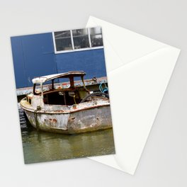 Still afloat Stationery Cards