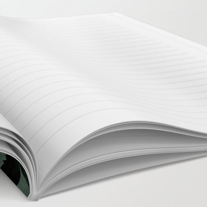 Boy, Bye - Vertical Notebook