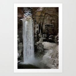 Taughannock Falls Art Print