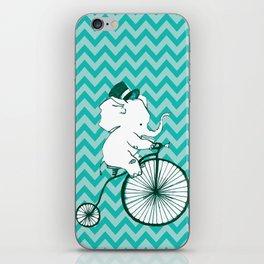 Elegant Elephant iPhone Skin