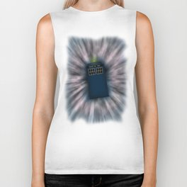 Doctor Who - Call me a Doctor..... Allons-y! Biker Tank