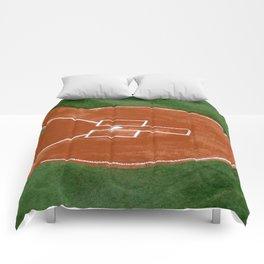 Bassballfield II Comforters