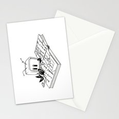 Computer Research Stationery Cards
