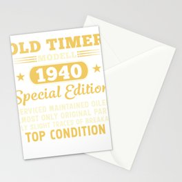 Old Timer Modell 1940 Special Edition Funny Stationery Cards