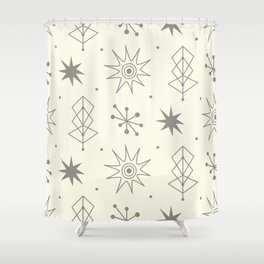 abbbbbb Shower Curtain
