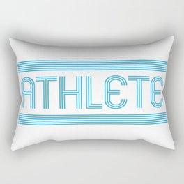 Athlete Rectangular Pillow