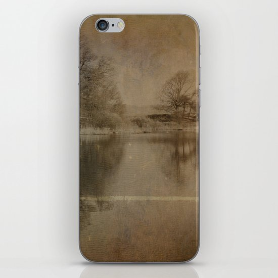 Throxenby Mere iPhone Skin
