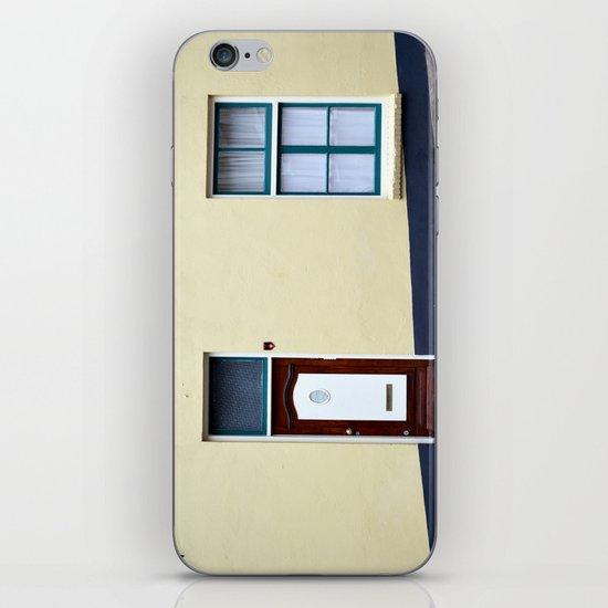 Dutch door and window iPhone & iPod Skin