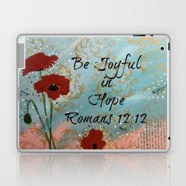 Be JoyFul In Hope Laptop & iPad Skin