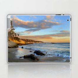 Laguna Beach: Rockpile Beach Laptop & iPad Skin