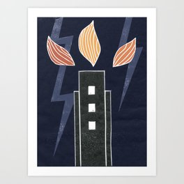 The Tower Art Print