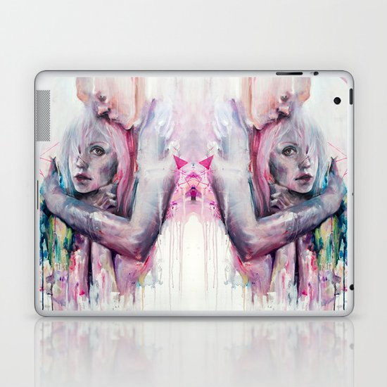 thought in metastasis Laptop & iPad Skin