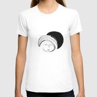 depeche mode T-shirts featuring Moon Mode by Julianne Ess