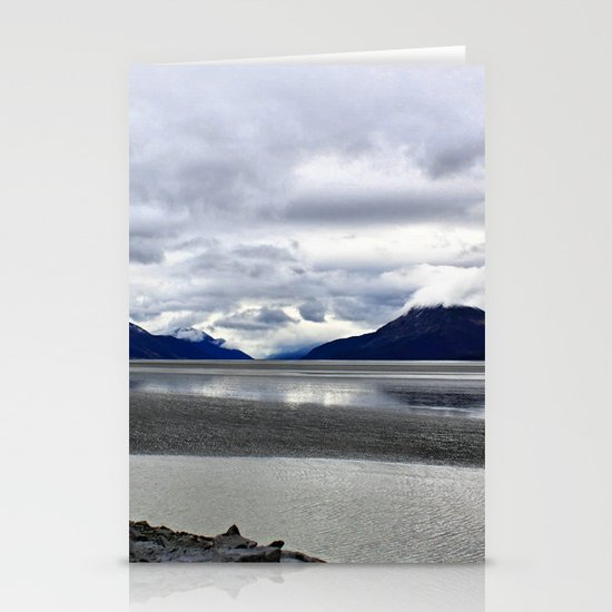 Turnagain Arm Stationery Cards