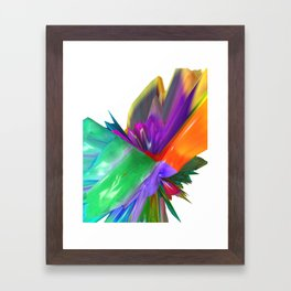 *100* #26 *100* Framed Art Print