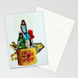 Saints and Devils Stationery Cards