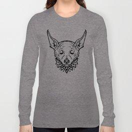 Chihuahua Party Long Sleeve T-shirt