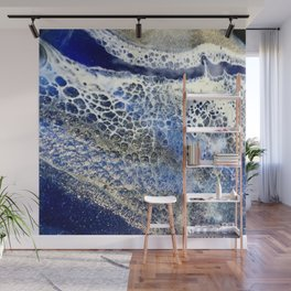 Gold and Lace Wall Mural