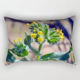 Fiddleneck Rectangular Pillow