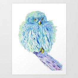 Sea Owl Art Print