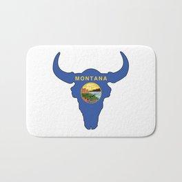 Montana Bison Bath Mat