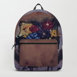 Water The Gardens You've Found in Me Backpack