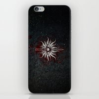 dragon age inquisition iPhone & iPod Skins featuring The Inquisition by Toronto Sol