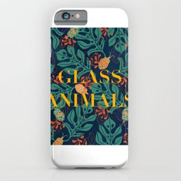 Glass Animals  iPhone Case