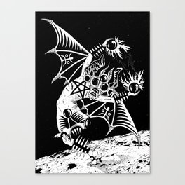 IFRIT Canvas Print