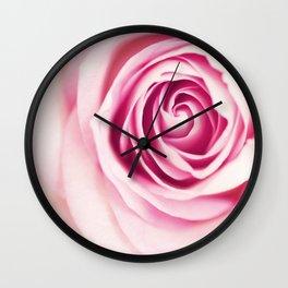 Sweet rose Wall Clock
