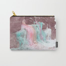 frozen unicorn waterfall Carry-All Pouch