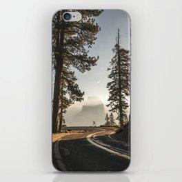 Glacier Point Yosemite National Park iPhone Skin