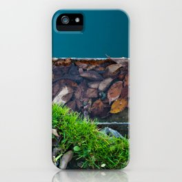 Color of Michigan Lake 4 iPhone Case