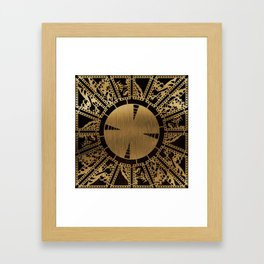 Lament Configuration Side A Framed Art Print