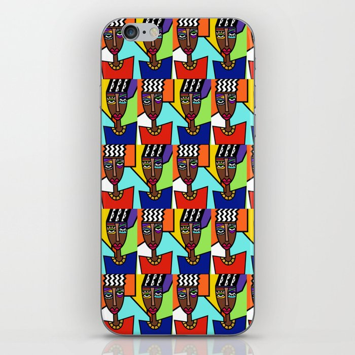 African Beauties  iPhone Skin
