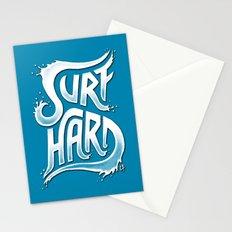Surf Hard V1 Stationery Cards