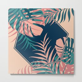 Tropical Dreams #society6 #decor #buyart Metal Print