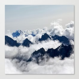 mountain # 5 Canvas Print