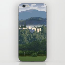 Napa Valley - Sterling Vineyards, Calistoga District iPhone Skin