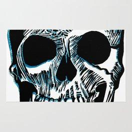 Skull I Rug