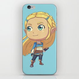Princess of Hyrule iPhone Skin