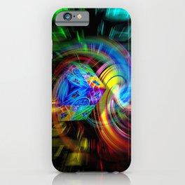 Abstrac perfekton 87 iPhone Case