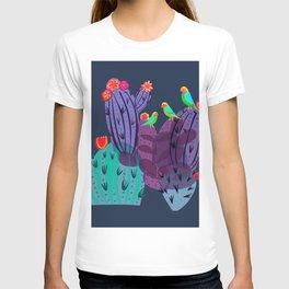 Lovebirds In The Desert T-shirt