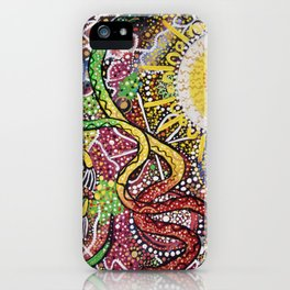 Australia The Land That Time Forgot  iPhone Case