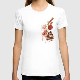 Vector Wolf 3D T-shirt