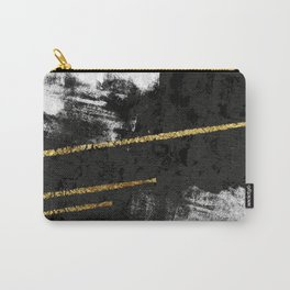 Gilded Grit Carry-All Pouch