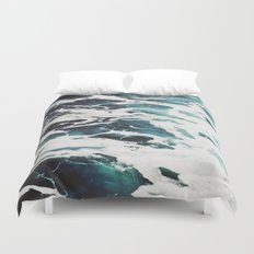 Dark Sea Duvet Cover