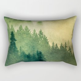 Nature Hike Rectangular Pillow